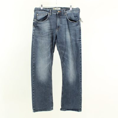 Lee Relaxed Fit Bootcut Jeans   Size 36 x 32