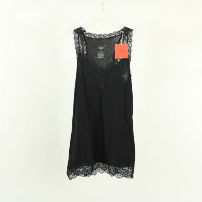 NEW Mossimo Supply Black Lace Tank | Size L