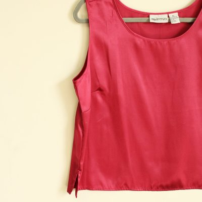 Apparenza Polyester Top   Size Petite L