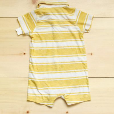 Old Navy Yellow One Piece Outfit | Size 12-18 Months