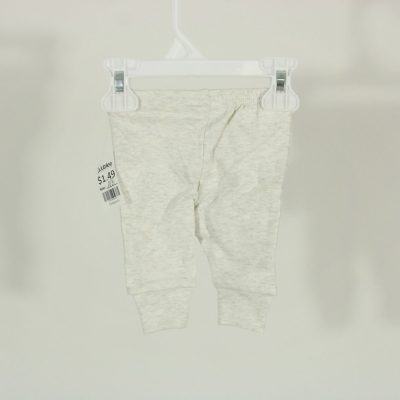 Carter's Child Of Mine Heathered Pants | Size Newborn