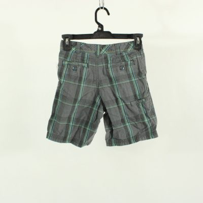 OP Gray Plaid Shorts | Size 7