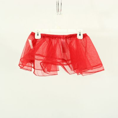 Carter's Red Tulle Tutu | Size 6
