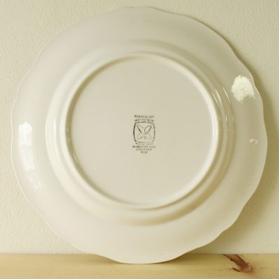 Federalist Ironstone 4238 Serving Round Plate