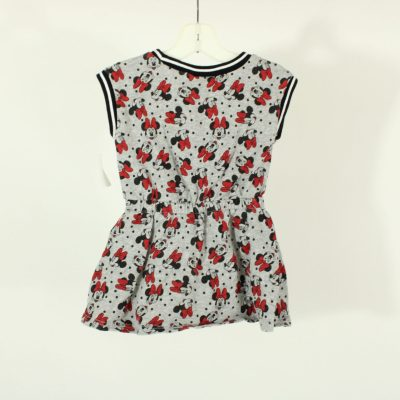 Disney Minnie Mouse Terry Cloth Dress | Size 4T
