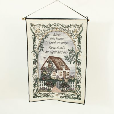 Bless This House Wall Hanging 17X26