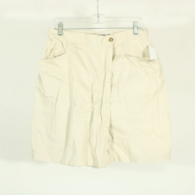 Docker's Favorite Fit Beige Cargo Shorts | Size 12