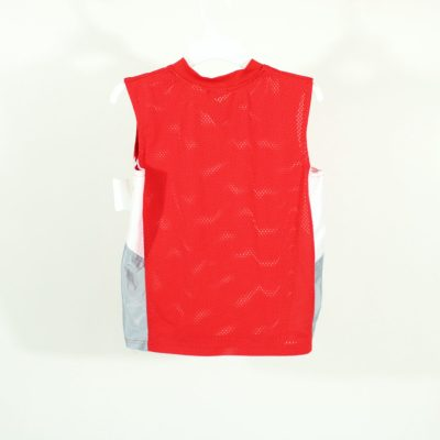 Athletic Works Red Athletic Tank | Size 6/7