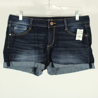 Arizona Jeans Dark Wash Shorts | Size 11