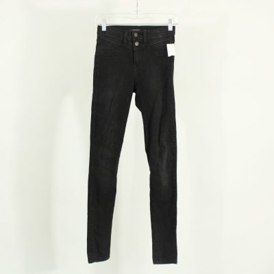 Flying Monkey Black High Waisted Jeans | Size 24 (00)