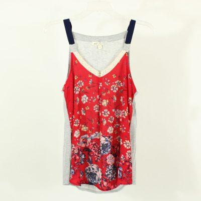 Jolt Red Tank Top | Size S