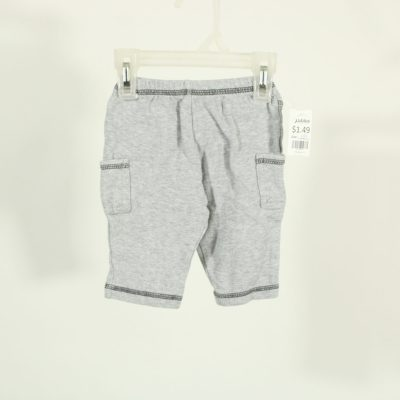 Baby Connection Grey Pants | Size 0-3 Months