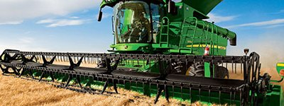 Deere signals bottom for farm stocks