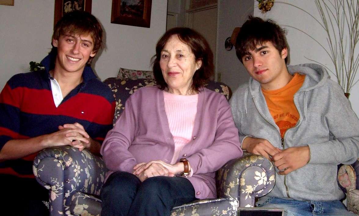 Maria, JP und ich