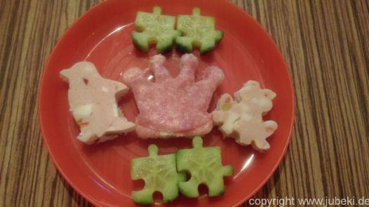 Brotausstecher gesunde Ernährung