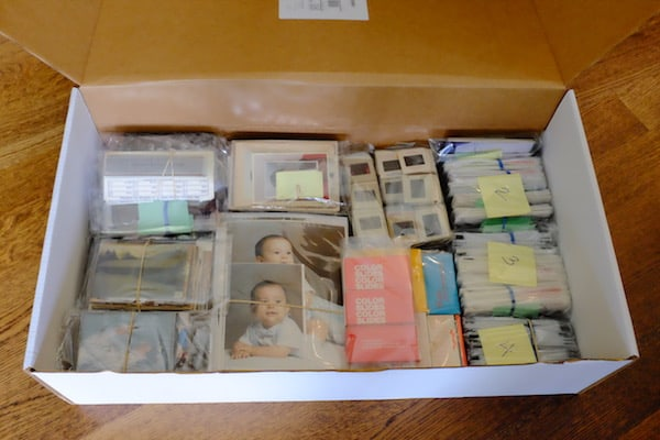 digitize your photos+scancafe box ready to ship