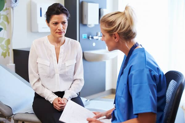 health screenings you need after age 50+patient-talk-doctor