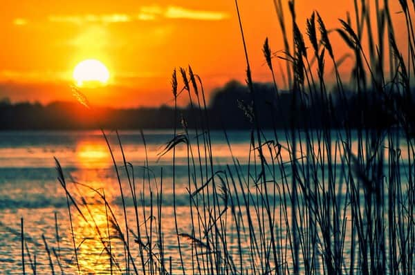 retirements psychological impact+lake-sunset