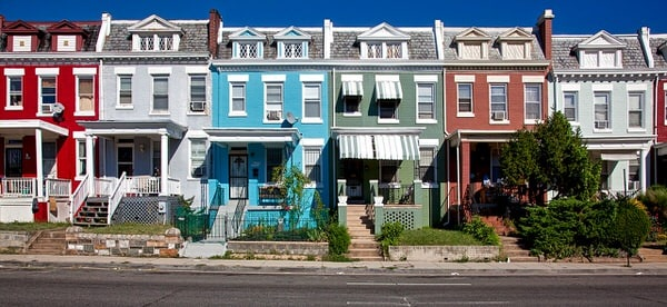 village helps you age in place+DC-rowhouses
