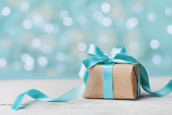 attitude of gratitude+gift