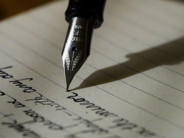 cultivate gratitude+letter