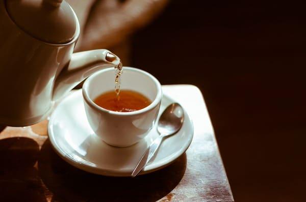 FMD experience+herbal tea