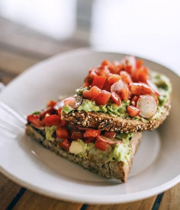 plant-based-eating-at-midlife+avocado-toast