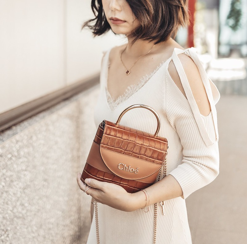 ▌Outfit ▌ 一公升的嘔吐物‧‧‧‧Chloe Aby Lock Bag
