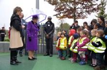 Jubilee Gardens opening