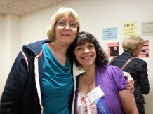 I keep in touch with Susan Baganz, Acquistion Editor for Prism Book Group on Facebook. at the 2013 Write To Poblish Conference.