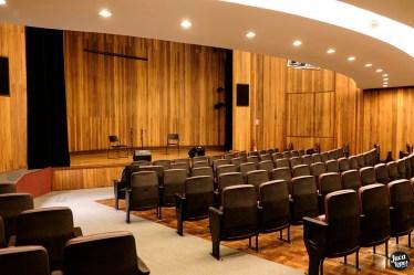 Biblioteca Mário de Andrade - Auditório - Foto Juca Lopes