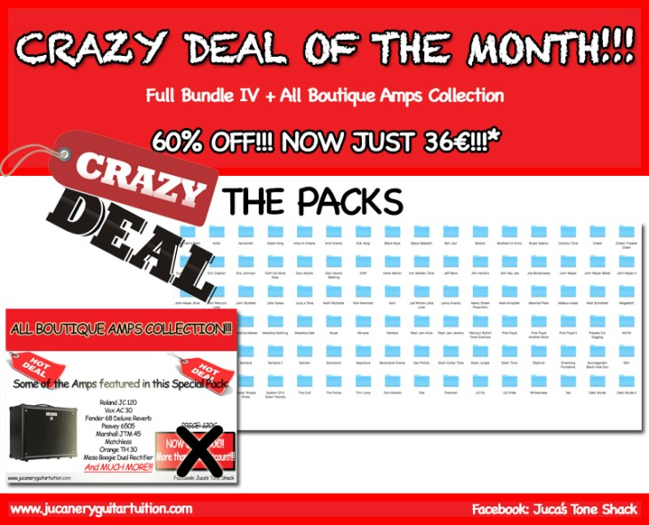 Crazy Deal Of The Month!!!