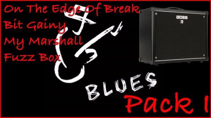Blues Pack I