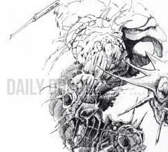 Locust Swarm by Judah Fansler