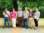 Department of Energy Plant Microbe Interfaces (aka PMI) attends the International Society for Molecular Plant Microbe Interactions (ISMPMI) conference in Portland, OR, July 2016