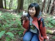 Ko Hsuen examines an ECM parasitic plant