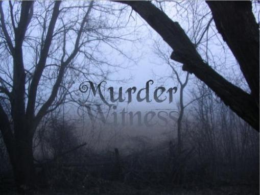 murder witness