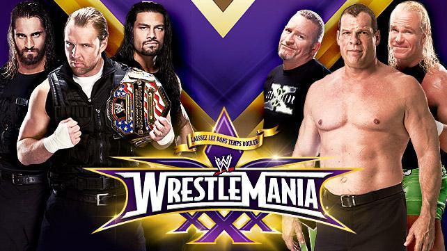 Shield vs Kane_New Age Outlaws