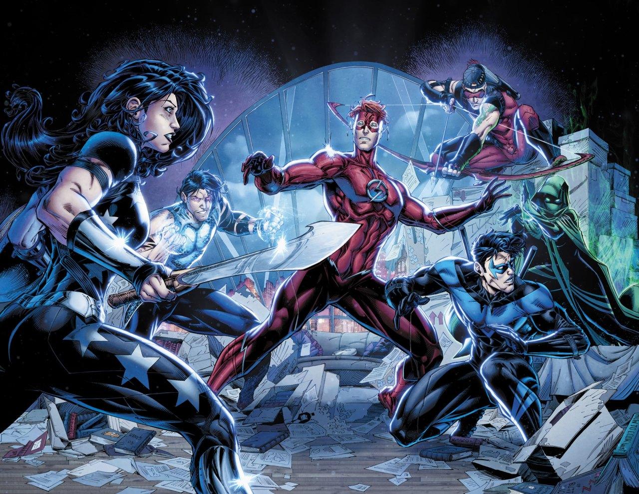 Titans: Rebirth
