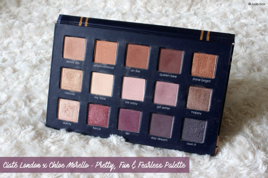 Ciaté London x Chloe Morello ✻ Pretty, Fun & Fearless Palette