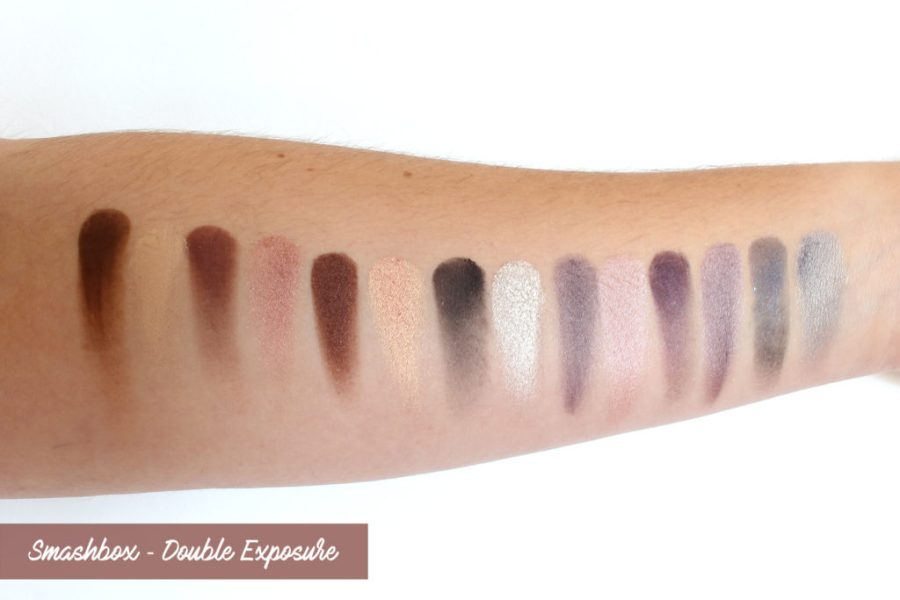 Smashbox ✻ Double Exposure Swatches