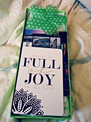 Always be Full of Joy