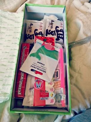 Box Goodes in Box