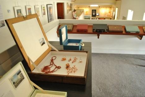 Discovery Cente exhibition Portmahomack