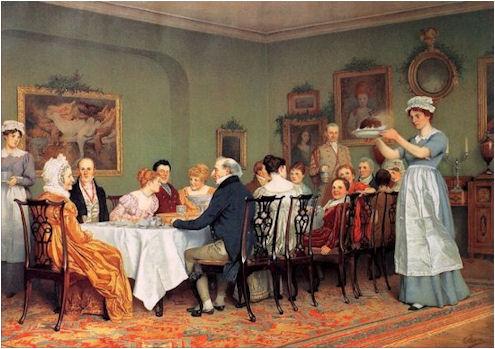Formal Dining Etiquette