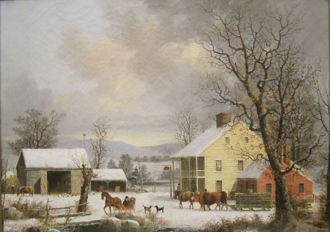 800px-'Winter_in_the_Country'_by_George_Henry_Durrie,_1857