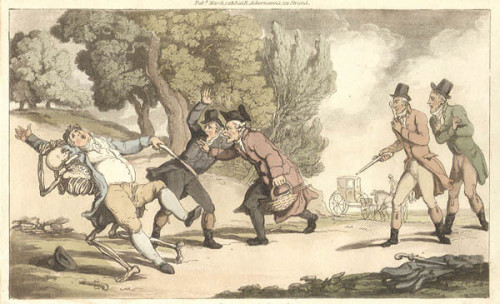 rowlandson_thomas_theduel