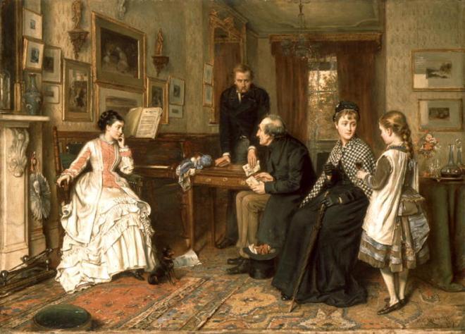 Poor-Relations-1875-xx-George-Goodwin-Kilburne
