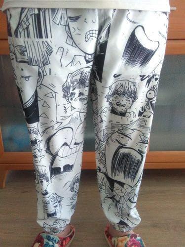 Demon Slayer Pants  Funny Zenitsu