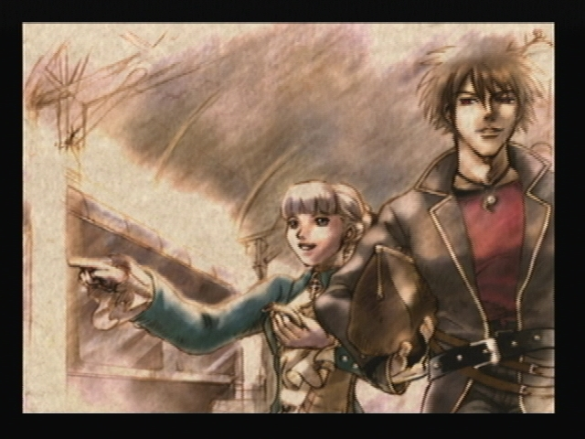 Image result for shadow hearts yuri and alice